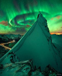 Norvég éjszaka