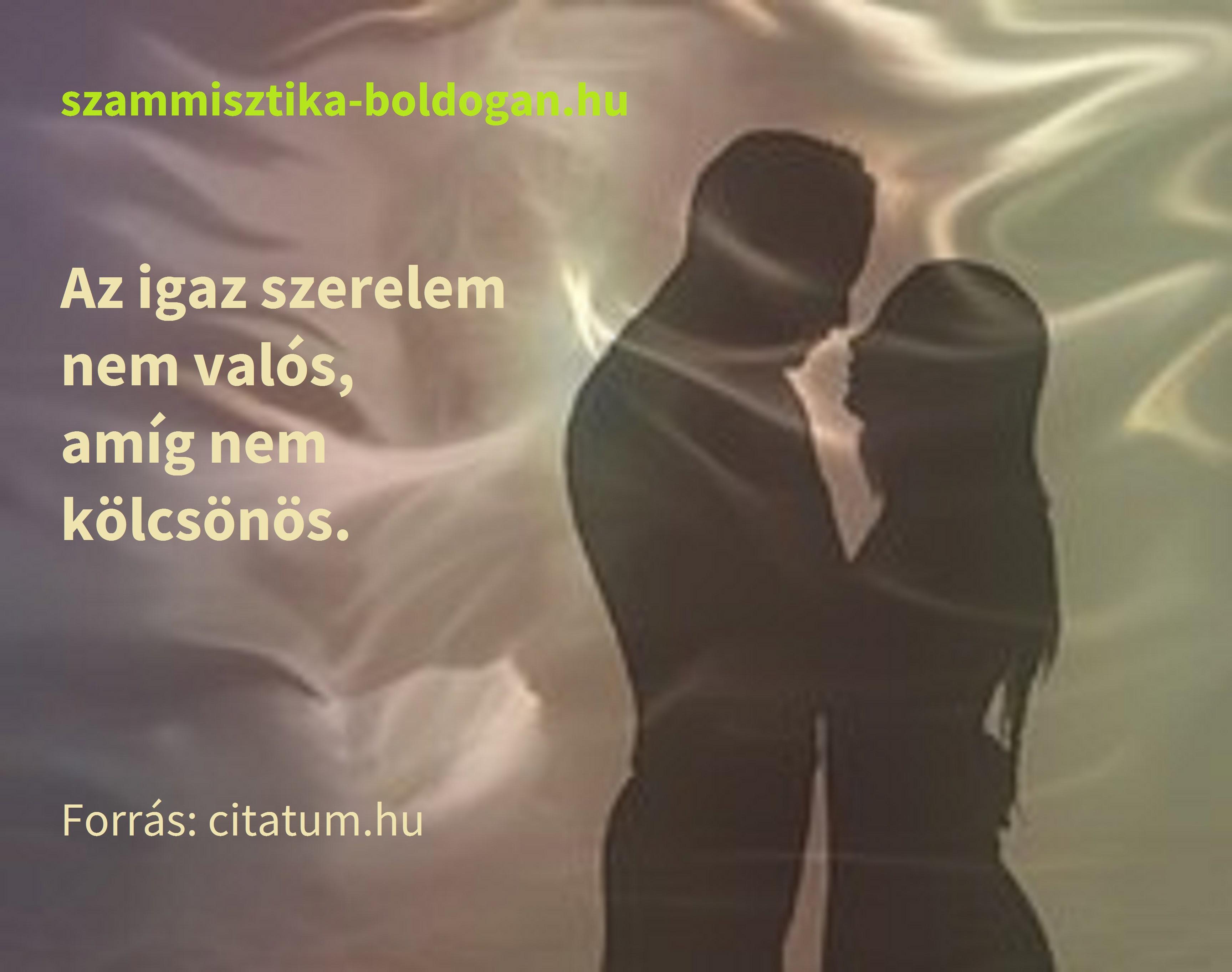 ismerd idézetek szerelem)