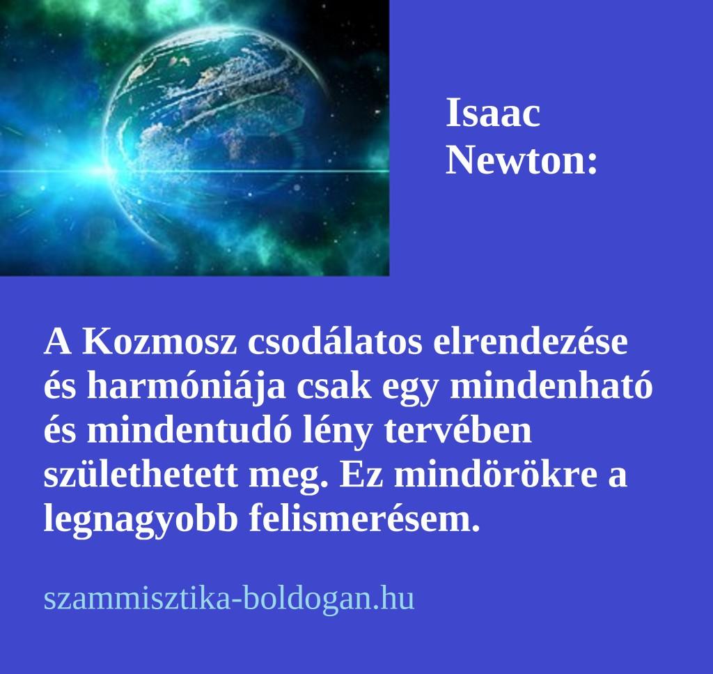 kozmosz, számmisztika