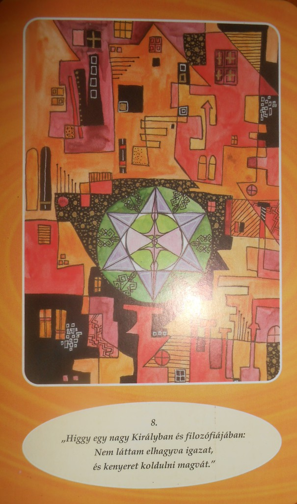 8-as Tarot Kártya