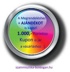 Karácsonyi AJÁNDÉK KUPON, 1000,- Forint